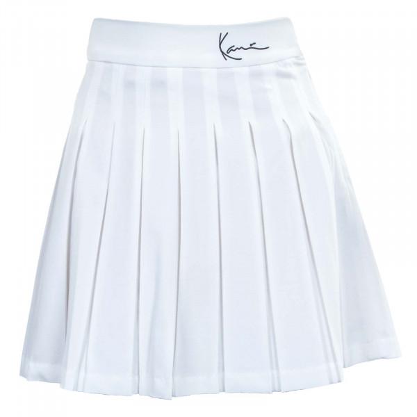 Damen Rock - Tennis Skirt - White