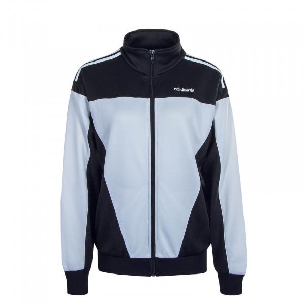 Frauen Trainingsjacke Classics TT White Black