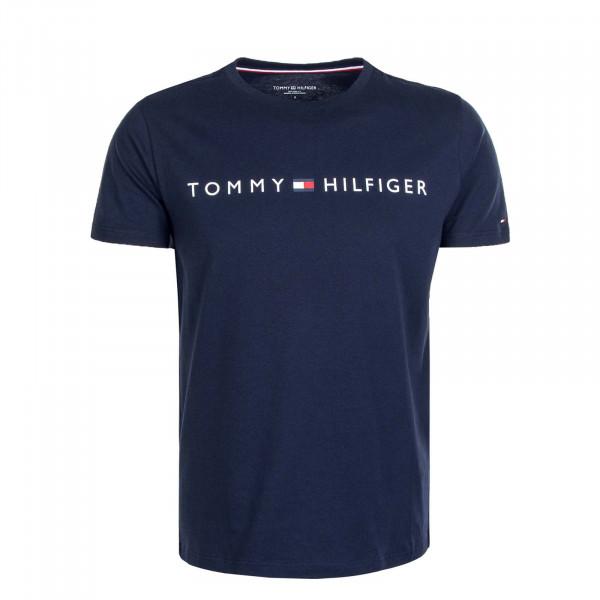 Herren T-Shirt Logo 1434 Navy