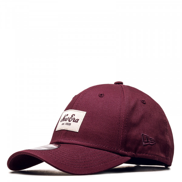 Unisex Cap - Colour Essential 9Forty - Maroon / White