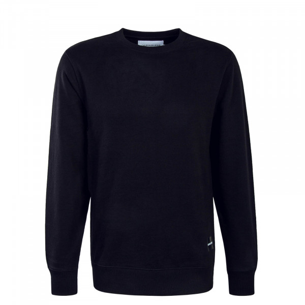 Herren Sweatshirt Institutional Black