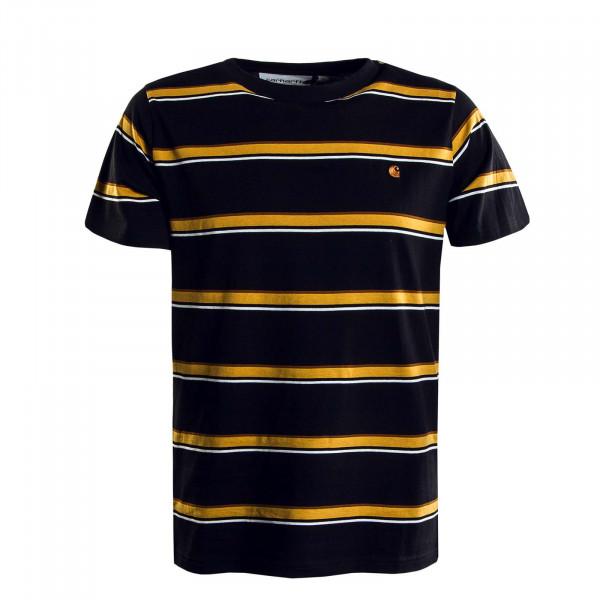 Herren T-Shirt - Kent - Black