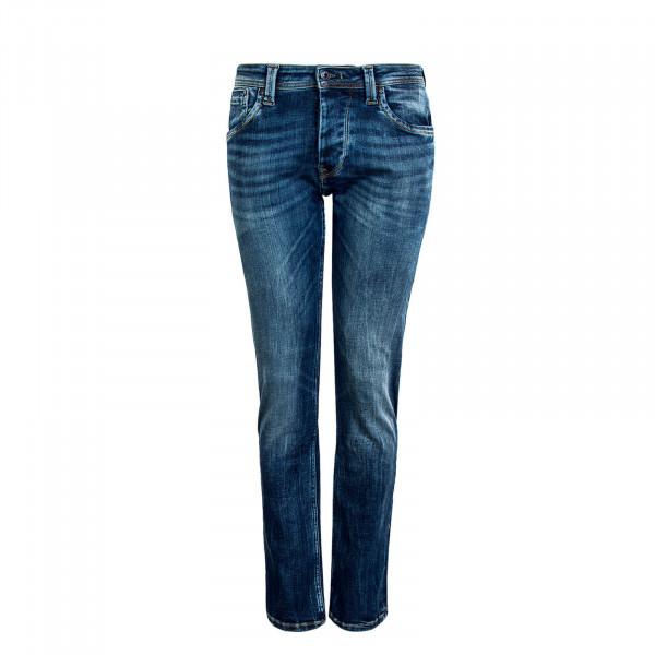 Herren Jeans Cash DC1 Medium Blue