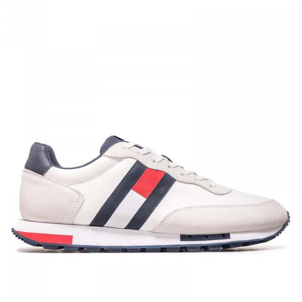 Herren Sneaker - Retro Mix Pop Runner 0725 - White