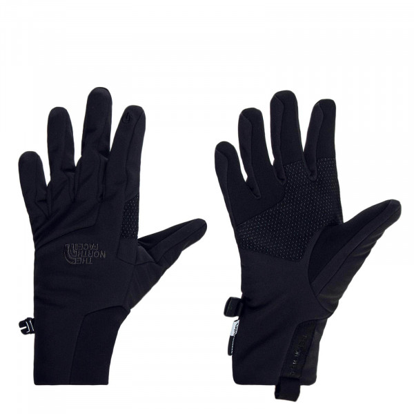 Northface Wmn Gloves Apex Etip Black