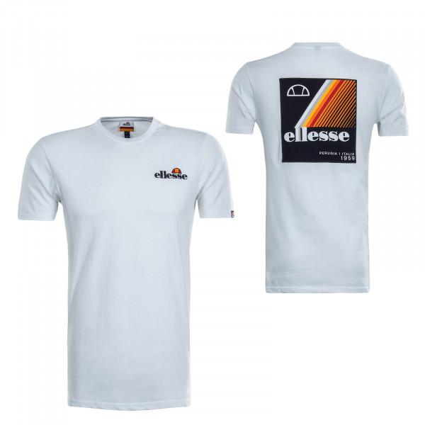 Herren T-Shirt Linninio White