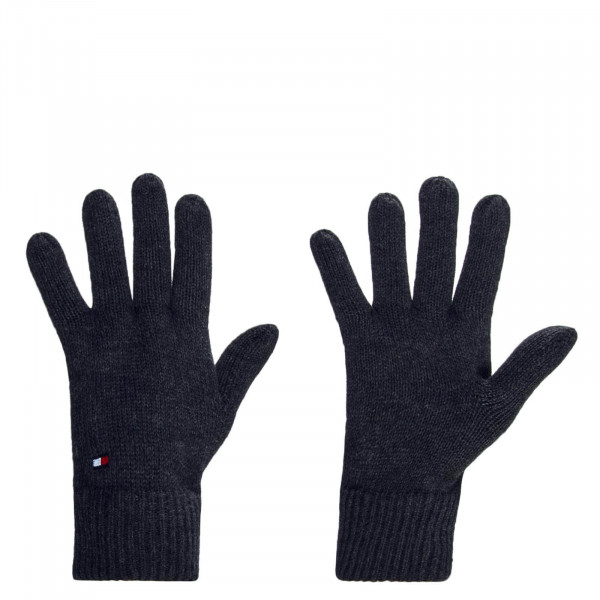 Handschuhe Pima Cotton Cashmere Anthracite