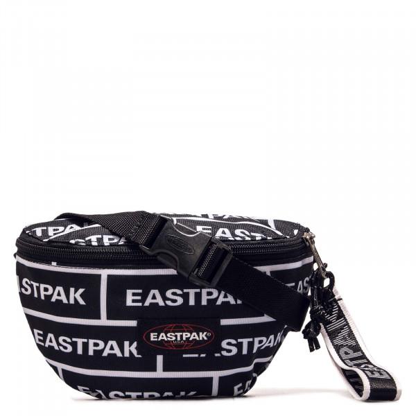Hip Bag - Springer - Bold Branded Black White