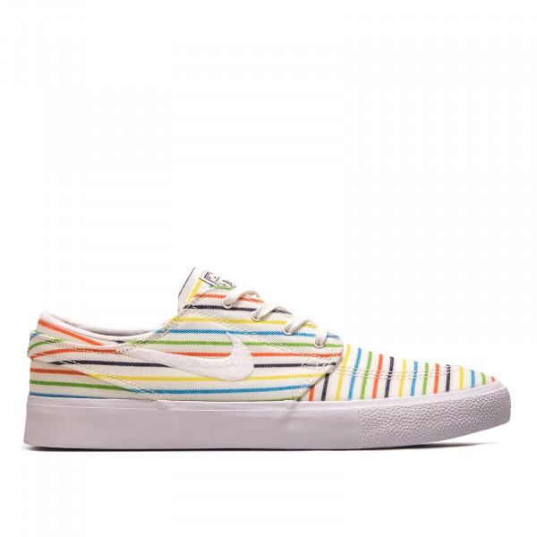 Herren Sneaker Zoom Janoski CNVS RM PRM White Voile