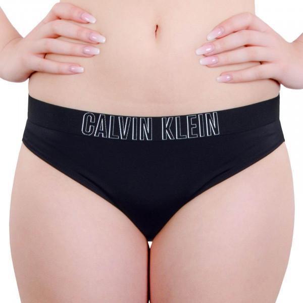 Damen Bikini Slip 610 Classic HR Black