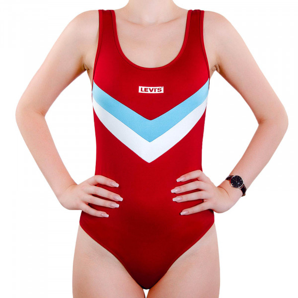 Bodysuit Florence Red