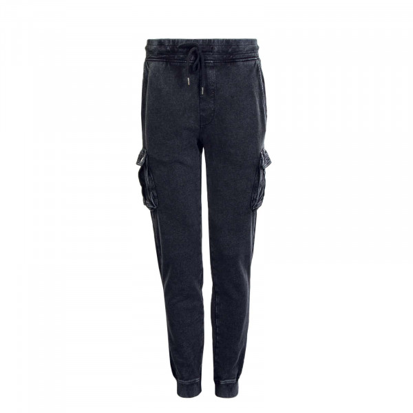 Gordon Lee Sweat Pants VIY Black Washed