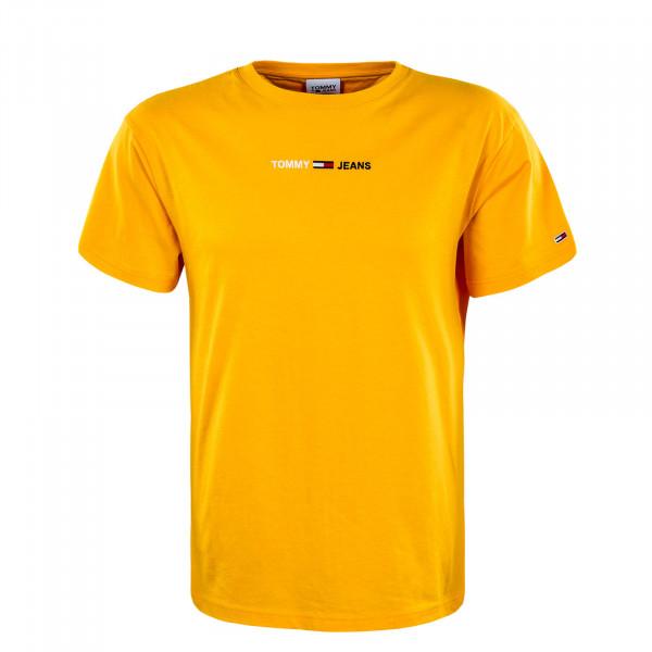 Herren T-Shirt - Linear Logo Tee - Florida Orange