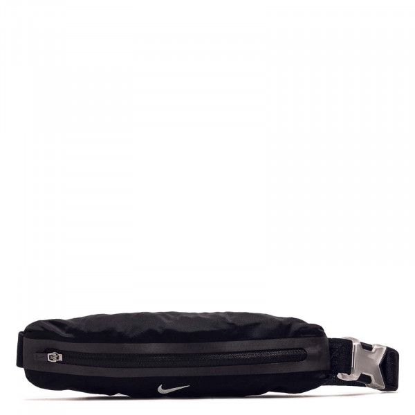 Waistpack 2,0 Slim Black Black Silver