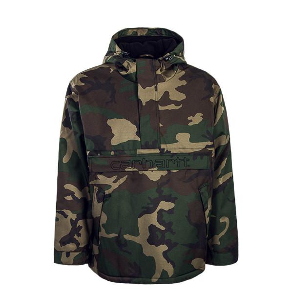 Herren Breaker Visner Camouflage Olive