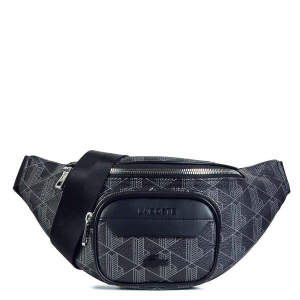 Waistbag  - Allover Monogram - Black