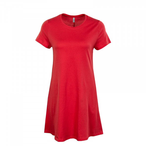 Damen Kleid - May Life Pocket - Cayenne