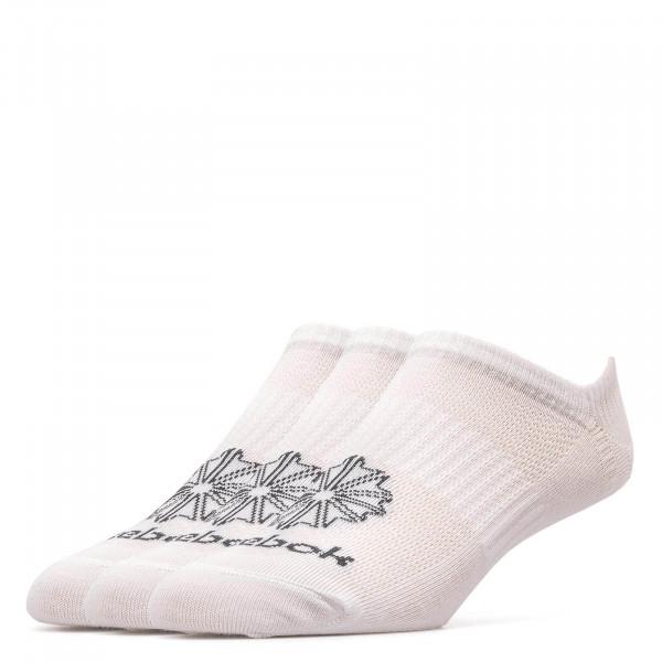 Reebok Socks 3er Pack White