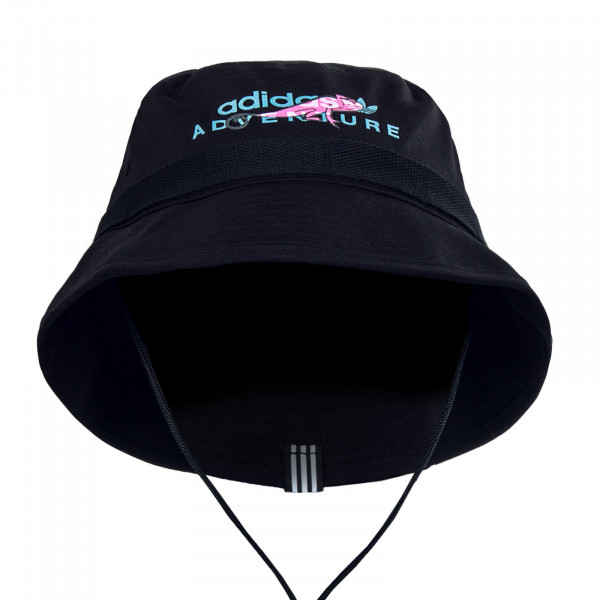 Bucket Hat - Adventure Booni - Black