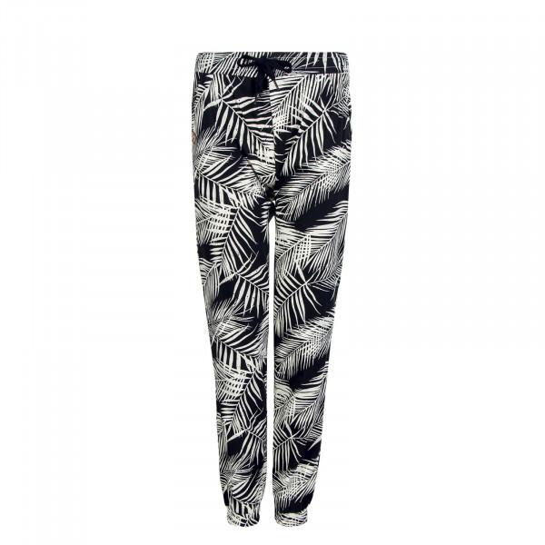 Damen Hose - La Palma - Black Beige