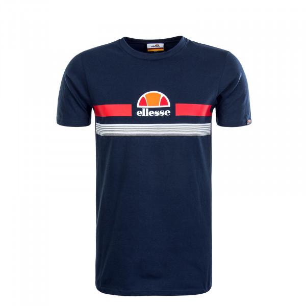 Herren T-Shirt Fornaci Navy