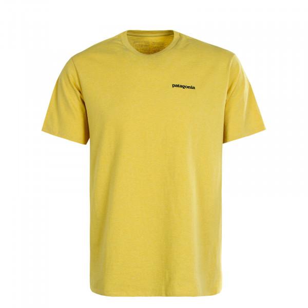 Herren T-Shirt Responsibili Yellow