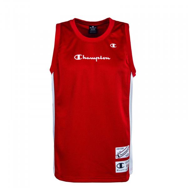 Herren Tank Top - 215926 - Red