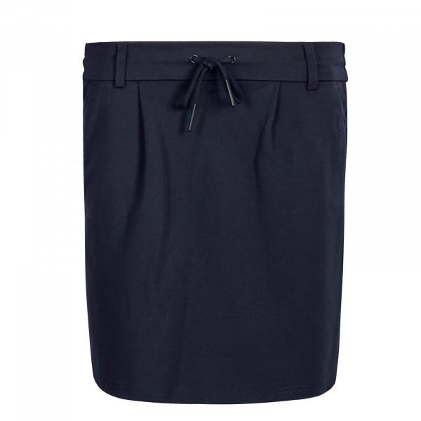 Damen Skirt Poptrash Navy