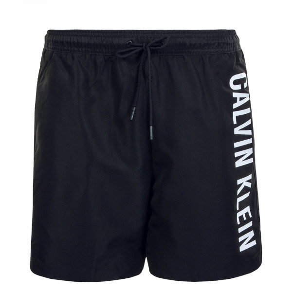 Herren Boardshort Medium Drawstring 452 Black