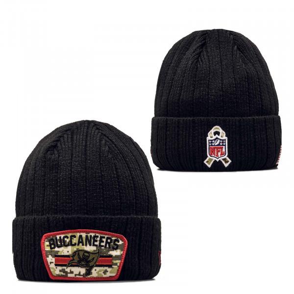 Beanie - NFL21 STS Knit Tampa Bay Buccaneers - Black