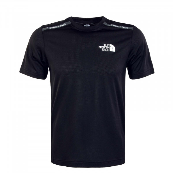 Herren T-Shirt - 5578 - Black
