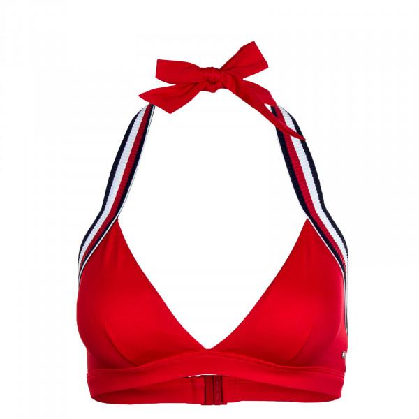 Bikini-Oberteil Triangle Fixed 2089 Red