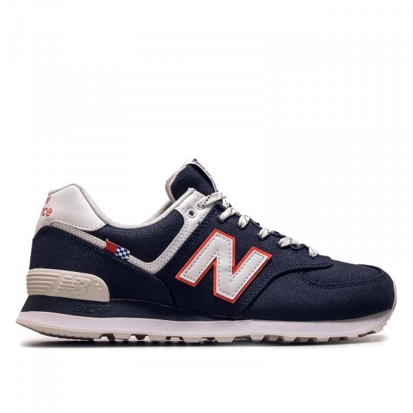 Herren Sneaker ML574 SOP Navy White