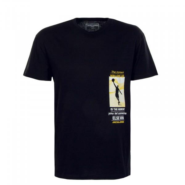 Herren T-Shirt - Legends Statement - Black