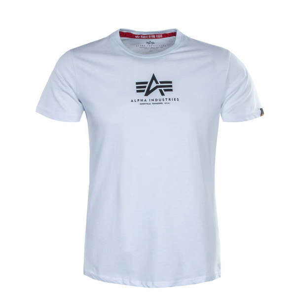 Herren T-Shirt - Basic ML - White