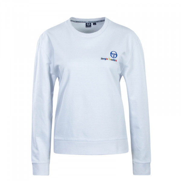 Sweatshirt Campbell White