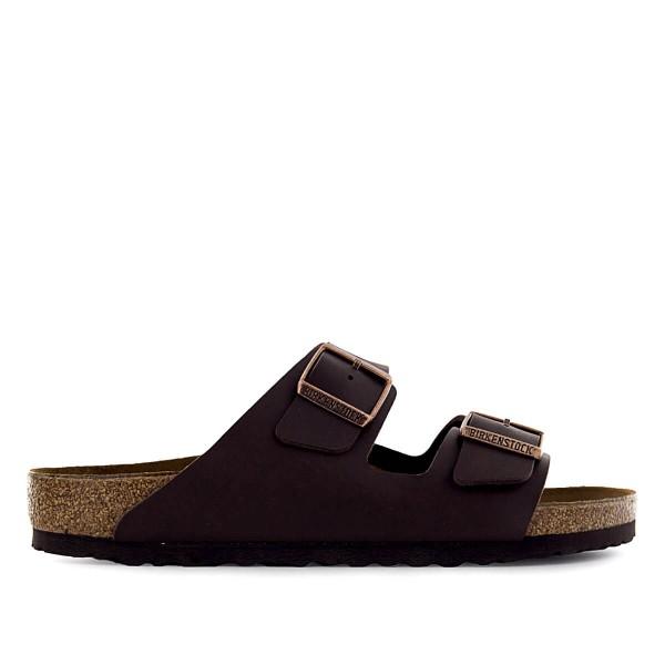 Herren Sandale - Arizona - Dark Brown / Normale Weite
