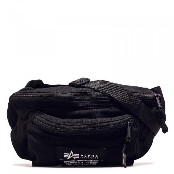 Hip Bag Big Alpha Waist Bag Black