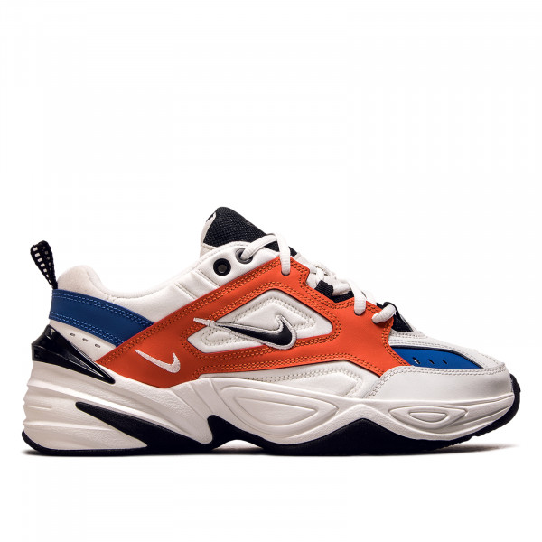 Herren Sneaker M2K Tekno Summit White Team Orange
