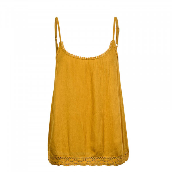 Damen Top 10986AVEN Middle Yellow