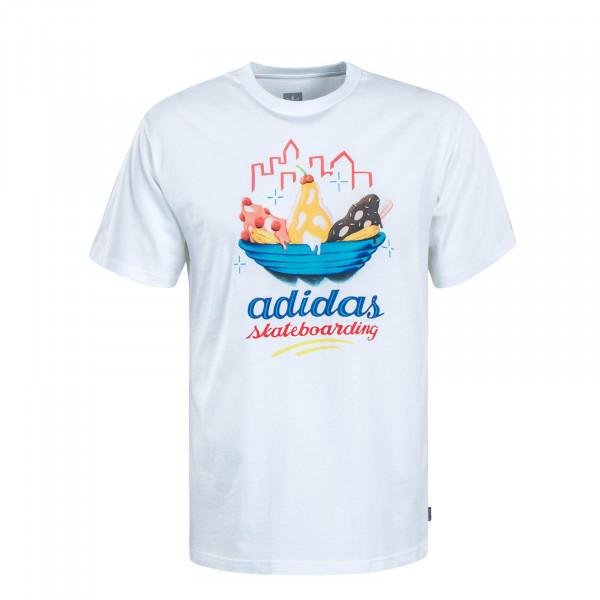 SK8 Herren T-Shirt Urgello White Multi