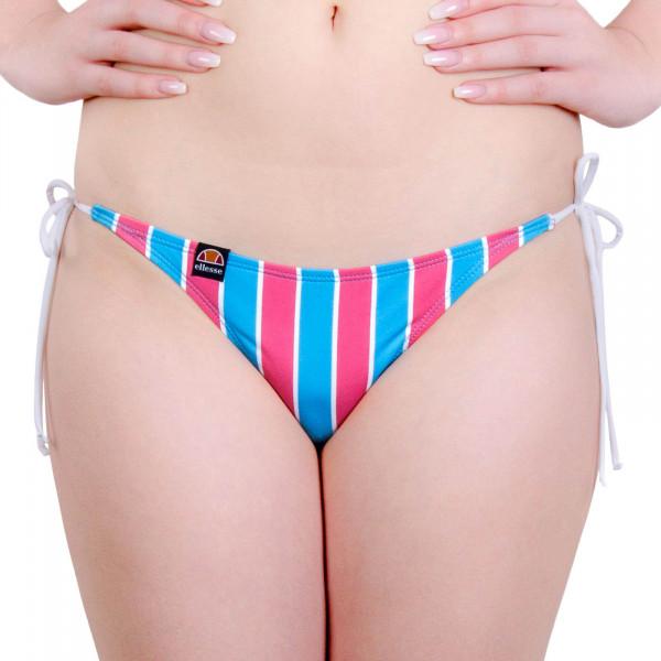 Damen Bikini Slip - Lala - Pink Light Blue