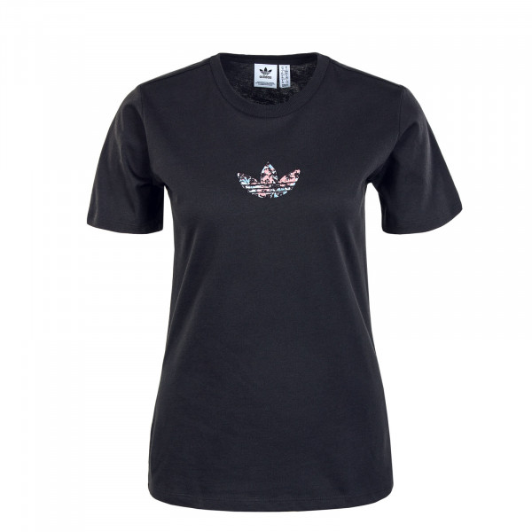 Damen T-Shirt - GN3043 - Black