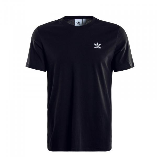 Herren T-Shirt Essential Black