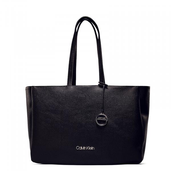 Tasche Sided Shopper Black