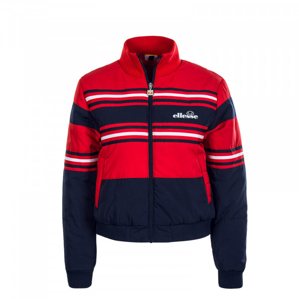 Damen Jacke Presto Navy Red