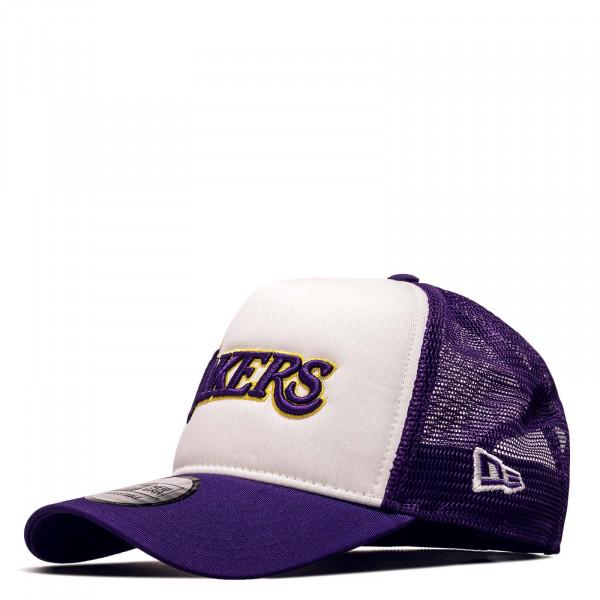 Trucker Cap - Trucker LA Lakers - White Purple