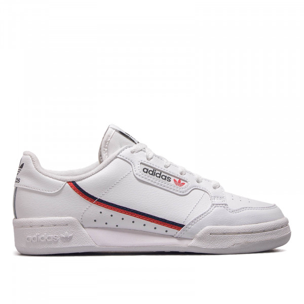 Adidas Wmn Continental 80J White Red