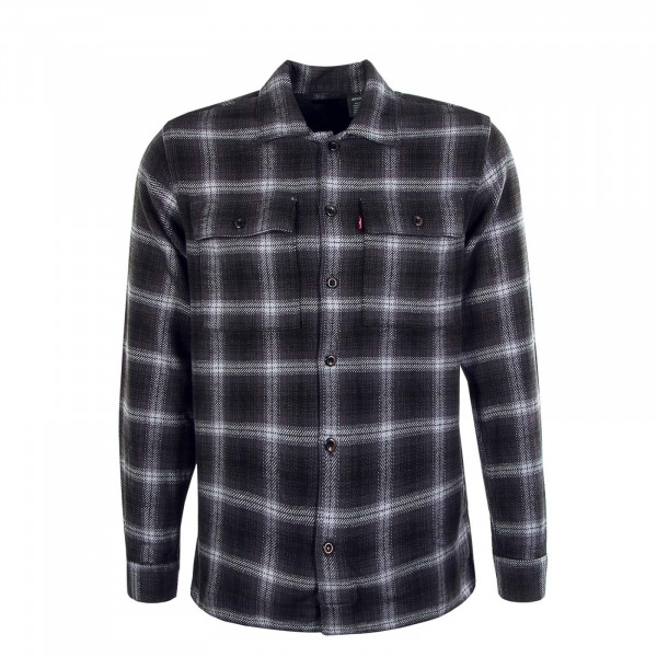 Herren Hemd Skate Work Shirt Burton Multi Plaid