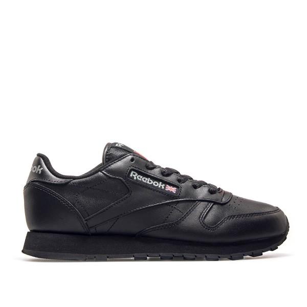 Damen Sneaker Classic Light Black